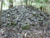 Mounded Ground Cairn