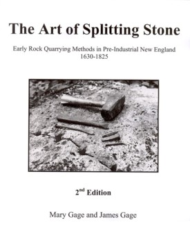 The Art of Splitting Stone (2nd Edition) ISBN 9780971791022